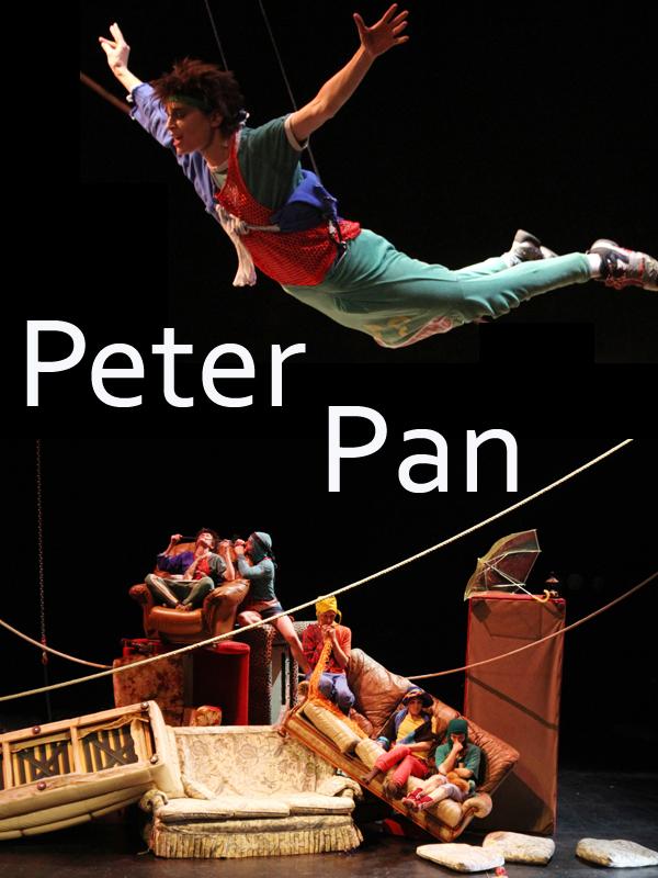 Peter Pan, ou le petit garçon qui haïssait les mères | Narboni, Louise (Réalisateur)