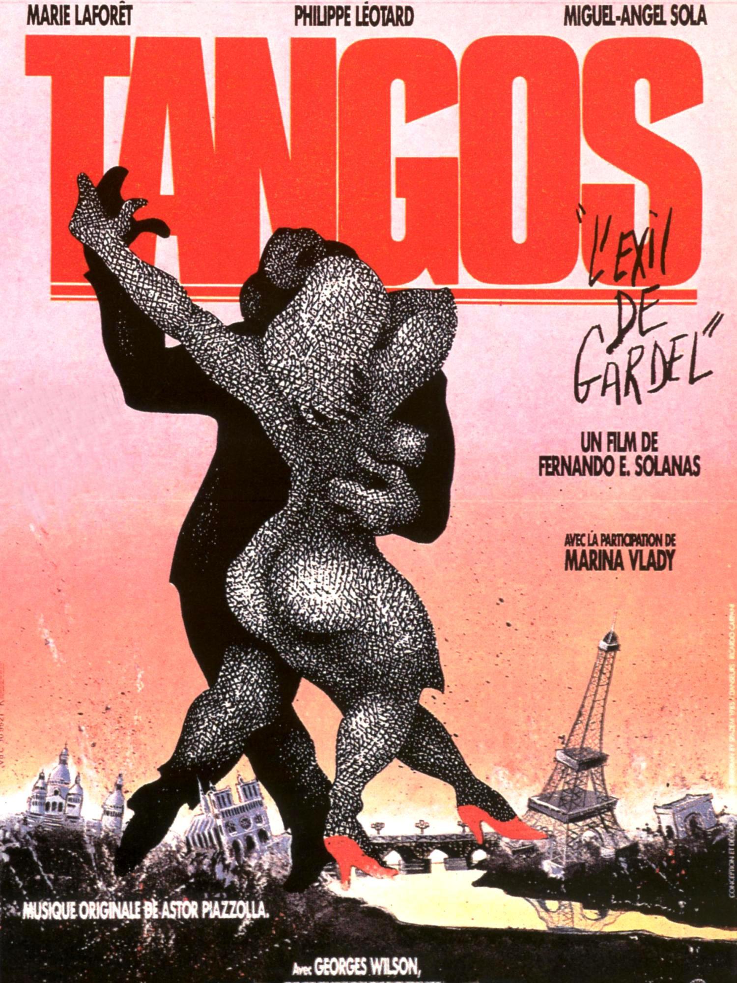 Tangos : L'Exil de Gardel | Solanas, Fernando Ezequiel (Réalisateur)