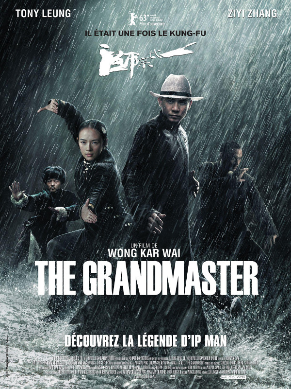 The Grandmaster | WONG, Kar Wai (Réalisateur)