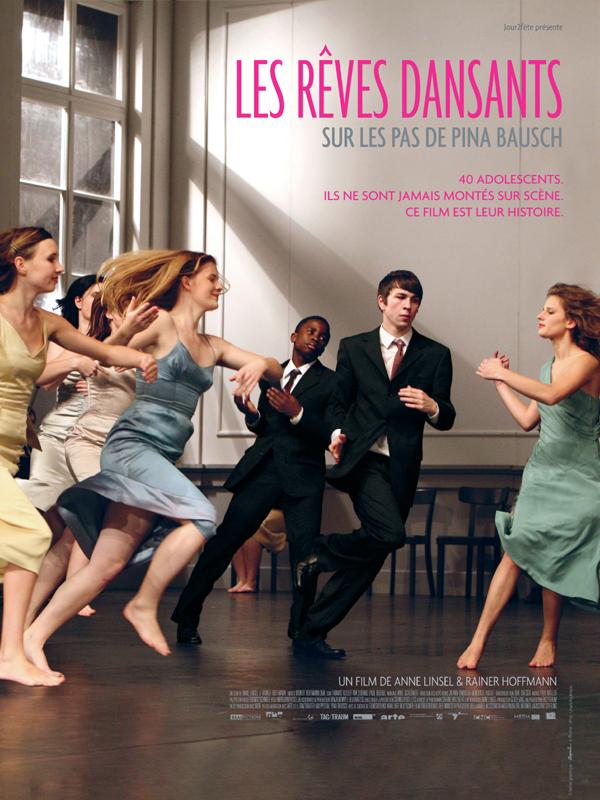 Les Rêves dansants, sur les pas de Pina Bausch | Linsel, Anne (Réalisateur)