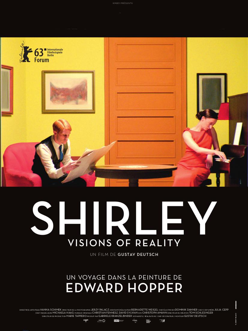 Shirley, un voyage dans la peinture d'Edward Hopper | Deutsch, Gustav (Réalisateur)