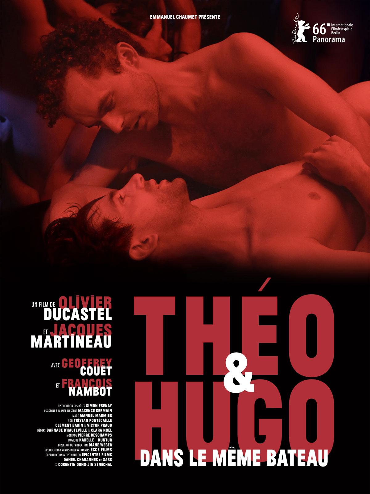 Théo et Hugo dans le même bateau | Martineau, Jacques (Réalisateur)