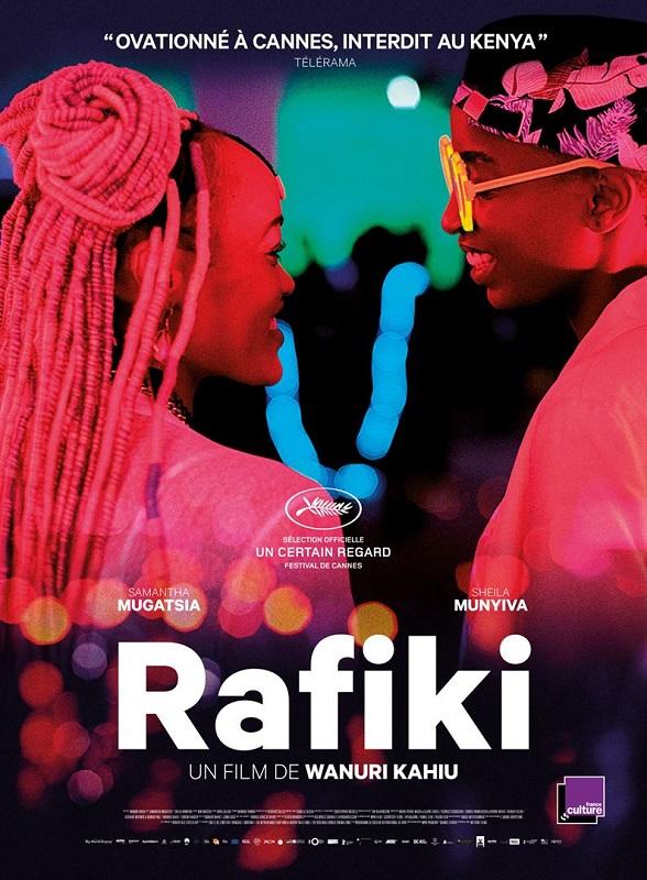 Rafiki | Kahiu, Wanuri (Réalisateur)