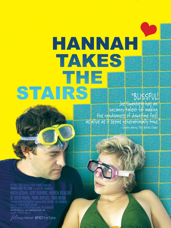 Hannah Takes The Stairs | Swanberg, Joe (Réalisateur)