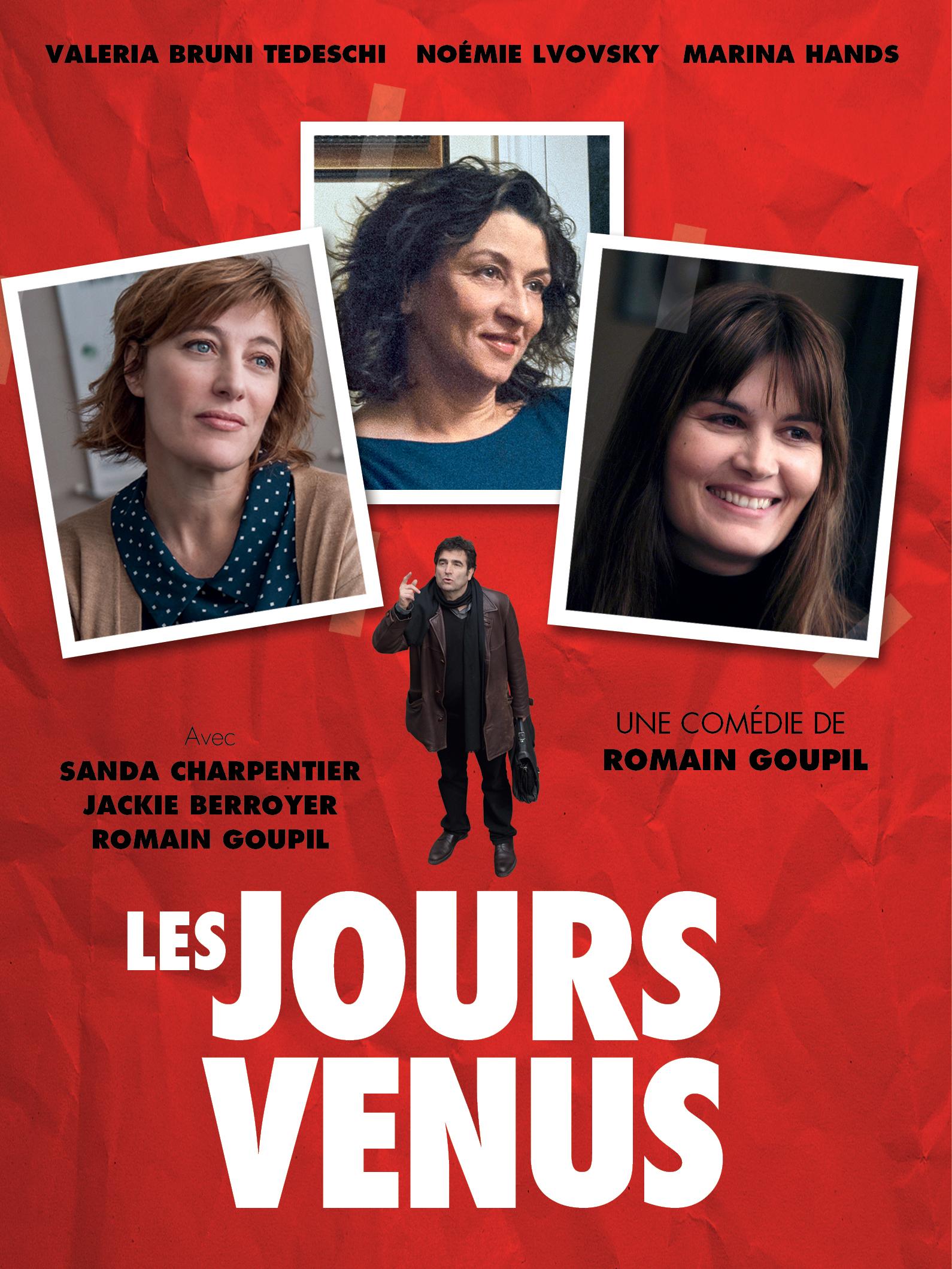 Les Jours venus | Goupil, Romain (Réalisateur)