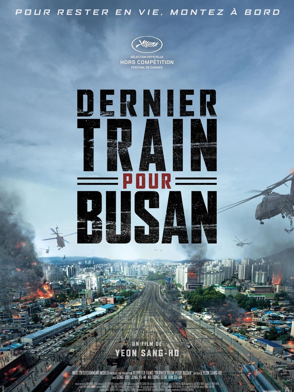 Dernier Train pour Busan | YEON, Sang-ho (Réalisateur)
