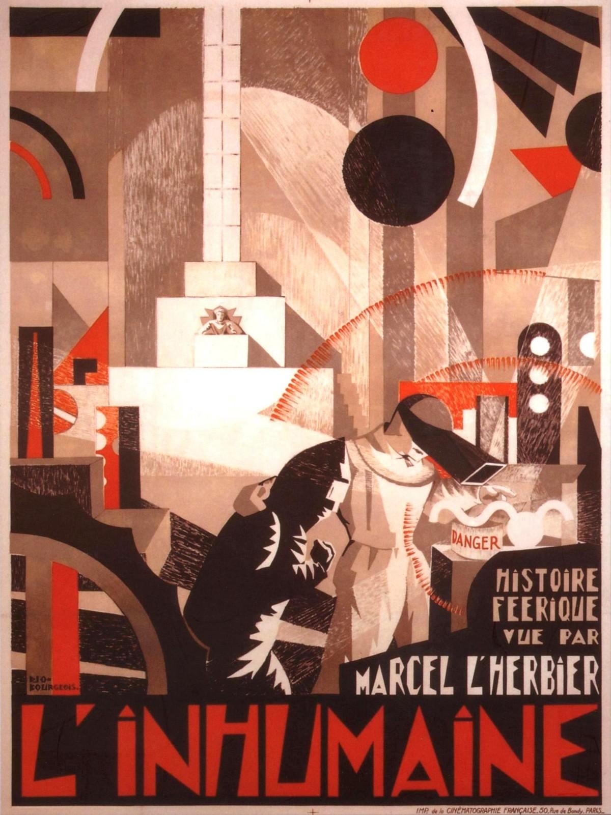 L'Inhumaine (Alloy Orchestra) | L'Herbier, Marcel (Réalisateur)