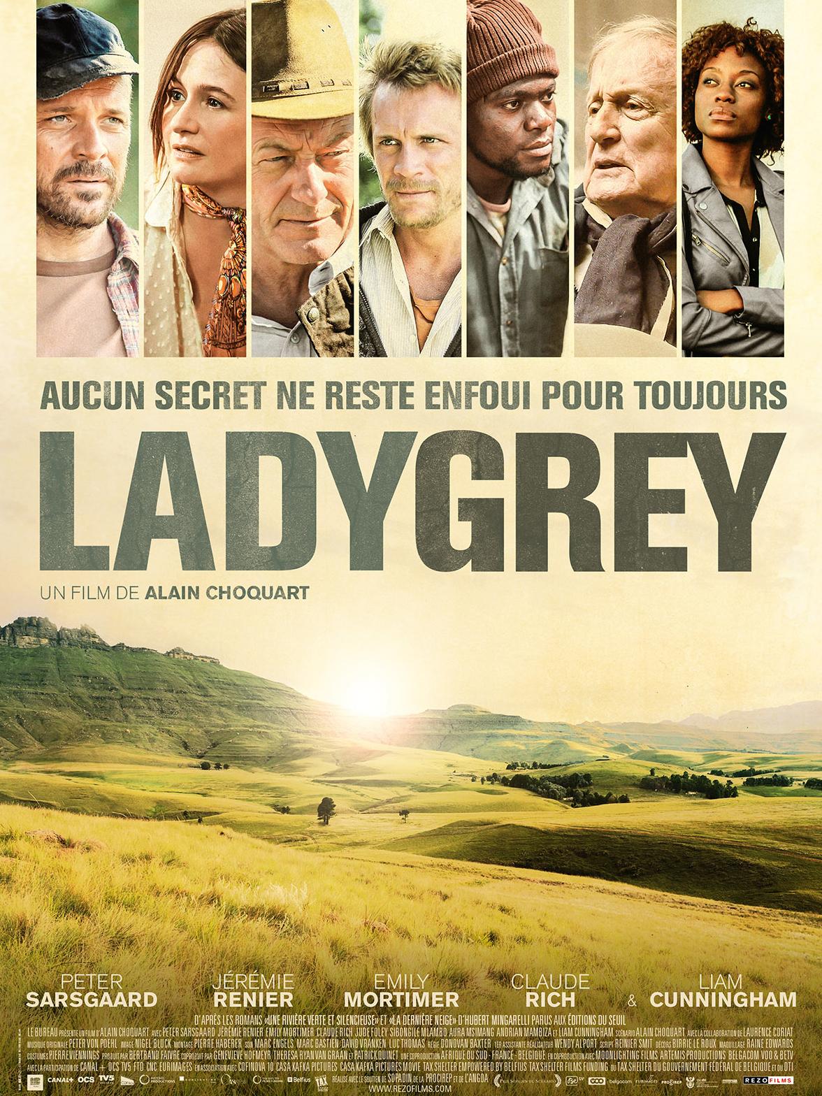 Lady Grey | Choquart, Alain (Réalisateur)