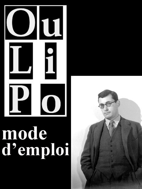 L' Oulipo, mode d'emploi | Guidicelli, Jean-claude (Réalisateur)