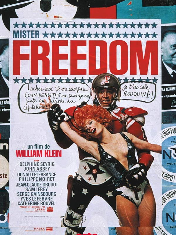 Mister Freedom | Klein, William (Réalisateur)