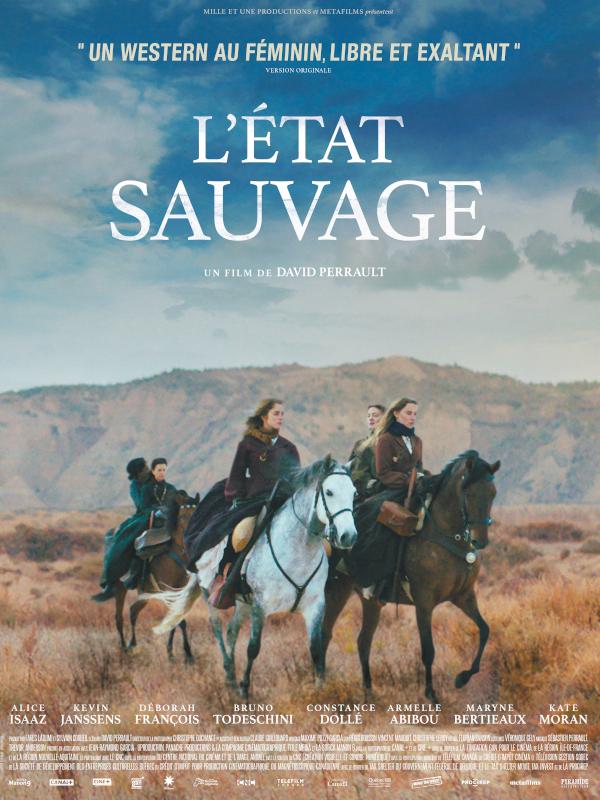 L'État sauvage | Perrault, David (Réalisateur)