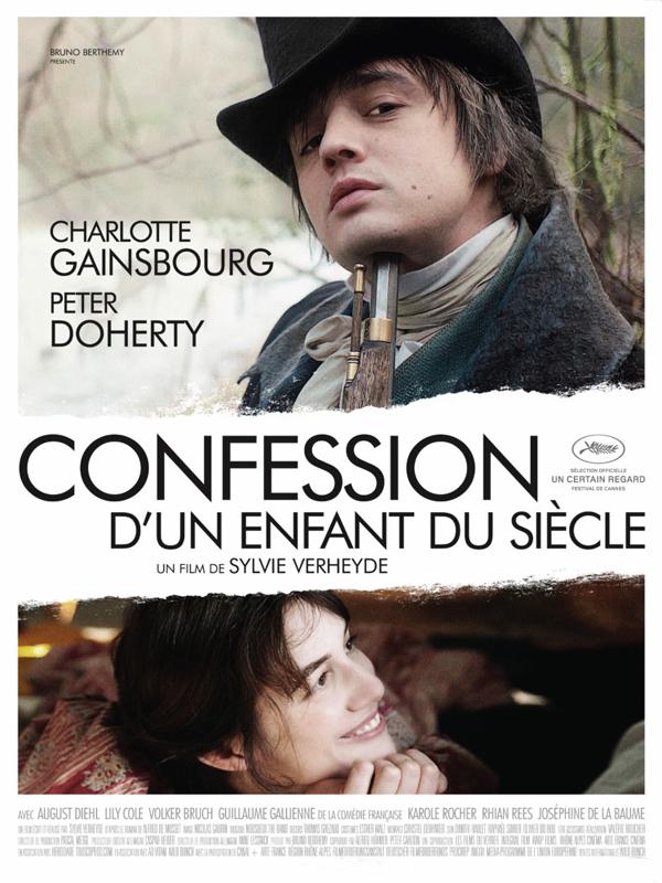 Confession d'un enfant du siècle | Verheyde, Sylvie (Réalisateur)