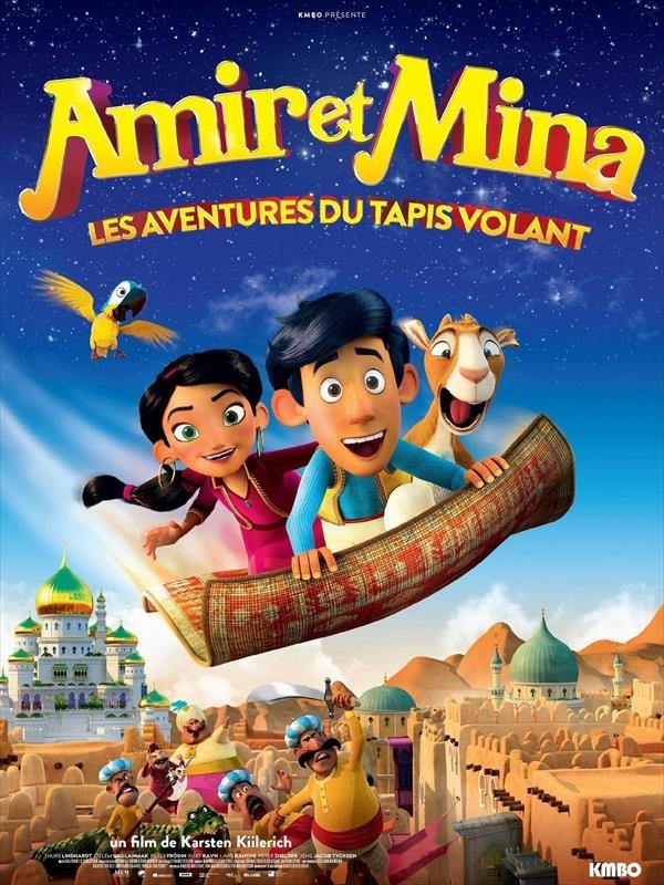 Amir et Mina : les aventures du tapis volant | Kiilerich, Karsten (Réalisateur)