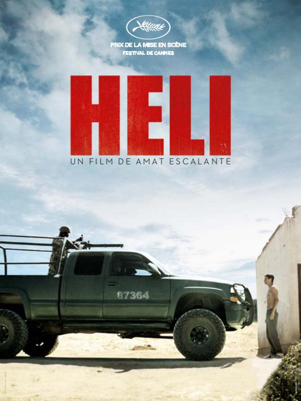 Heli | Escalante, Amat (Réalisateur)