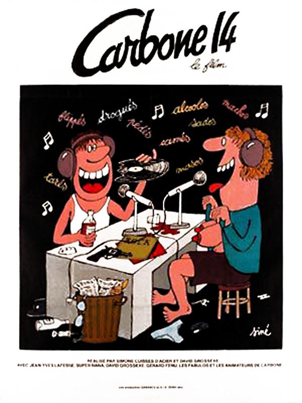 Carbone 14, le film | Gallotte, Jean-François (Réalisateur)