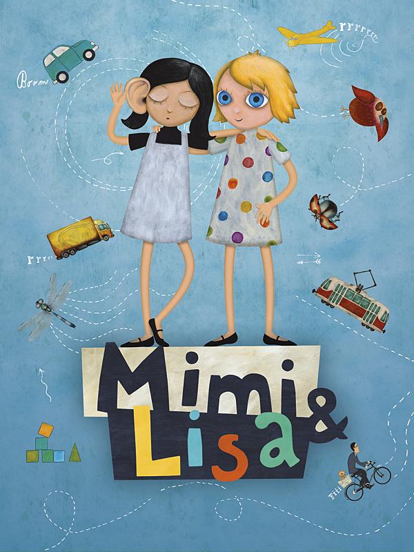 Mimi & Lisa | Kerekesova, Katarina (Réalisateur)