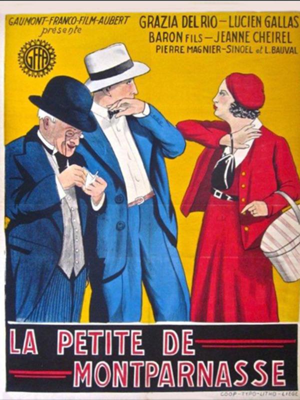 La Petite de Montparnasse | Schwarz, Hanns (Réalisateur)