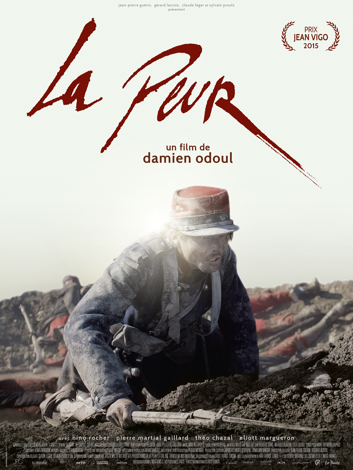 La Peur | Odoul, Damien (Réalisateur)