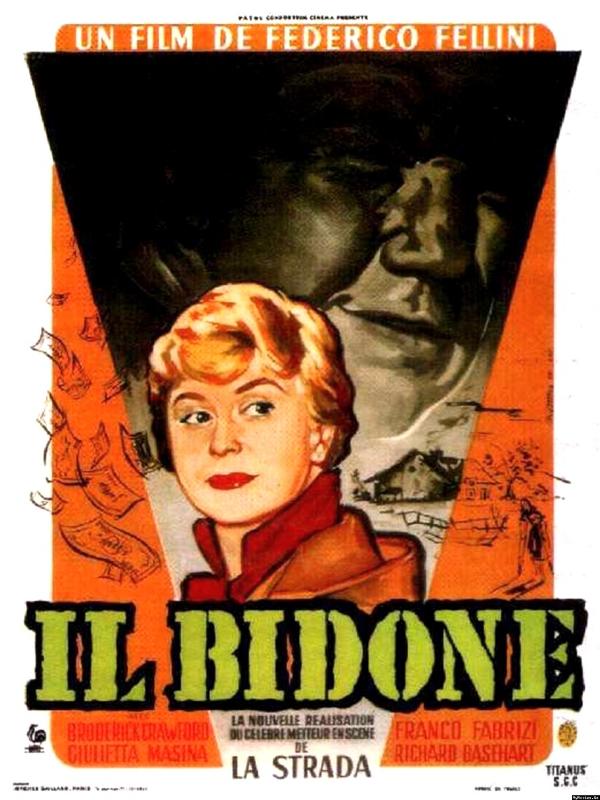 Il Bidone | Fellini, Federico (Réalisateur)