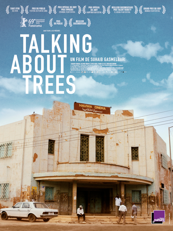 Talking About Trees | Gasmelbari, Suhaib (Réalisateur)