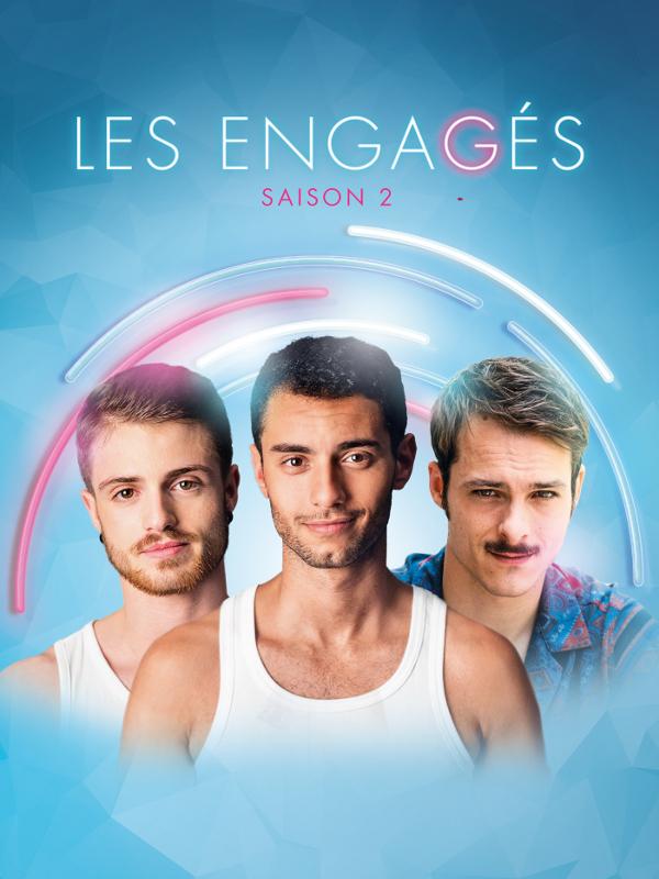 Les Engagés - saison 2 | Berhoun, Slimane-Baptiste (Réalisateur)