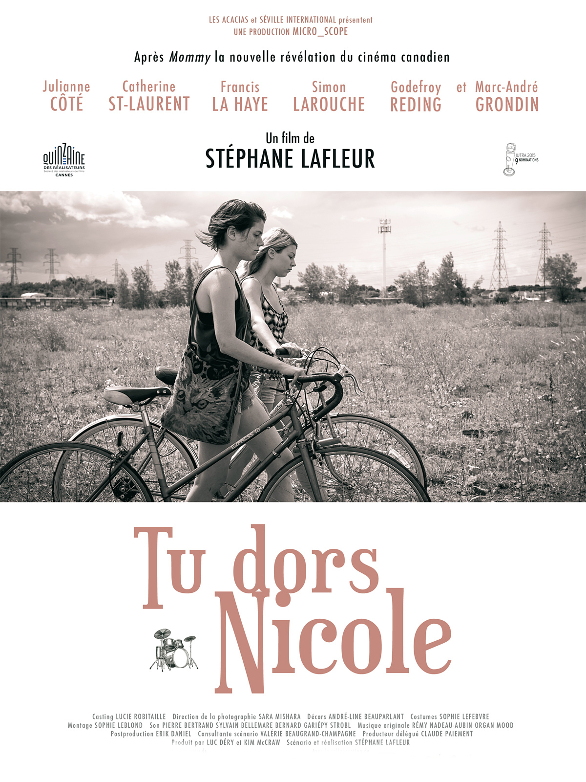 Tu dors Nicole | Lafleur, Stéphane (Réalisateur)