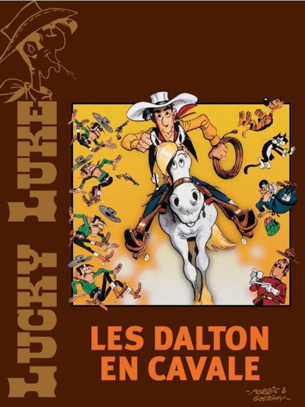 Lucky Luke : Les Dalton en cavale | Morris,  (Réalisateur)