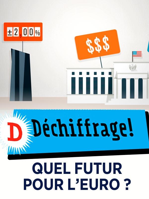 Dechiffrage - Quel futur pour l'euro ? | Cibien Et Jacques Goldstein, Laurent (Réalisateur)