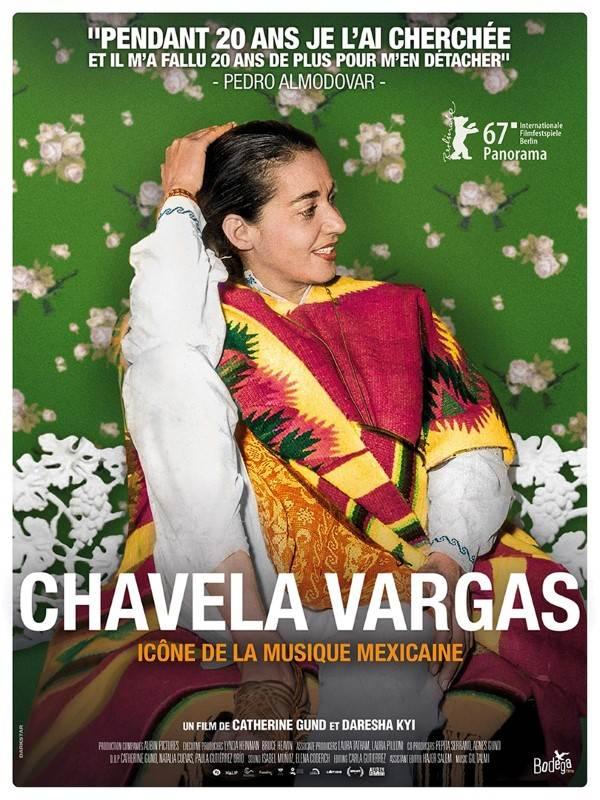 Chavela Vargas | Gund, Catherine (Réalisateur)