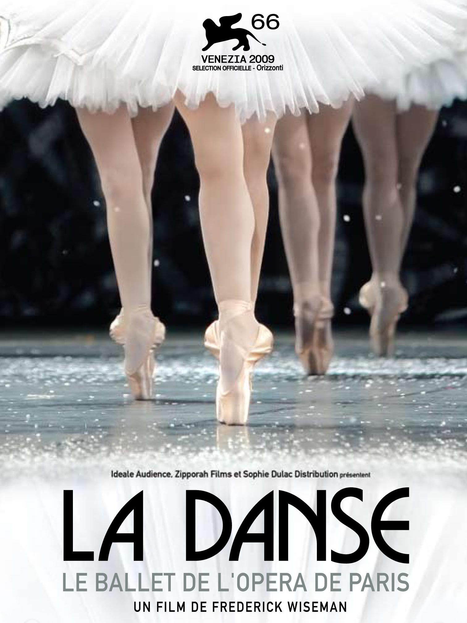 La Danse, le ballet de l'Opéra de Paris | Wiseman, Frederick (Réalisateur)