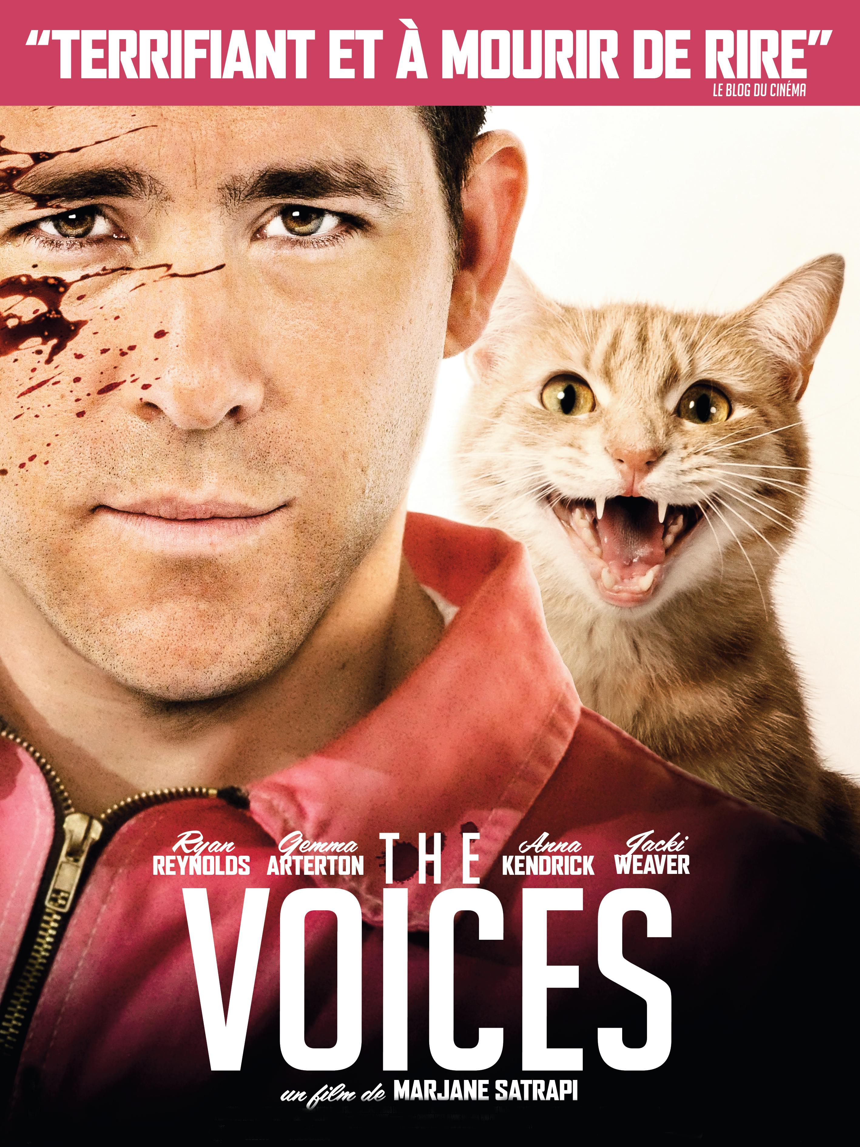 The Voices | Satrapi, Marjane (Réalisateur)