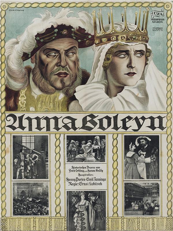 Anne Boleyn | Lubitsch, Ernst (Réalisateur)