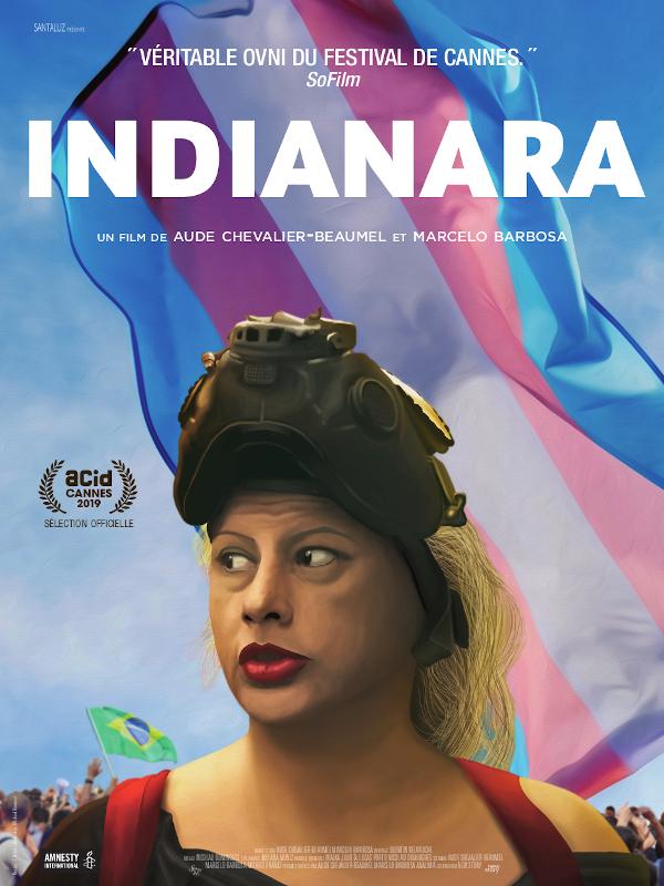 Indianara | Marcelo Barbosa,  (Réalisateur)
