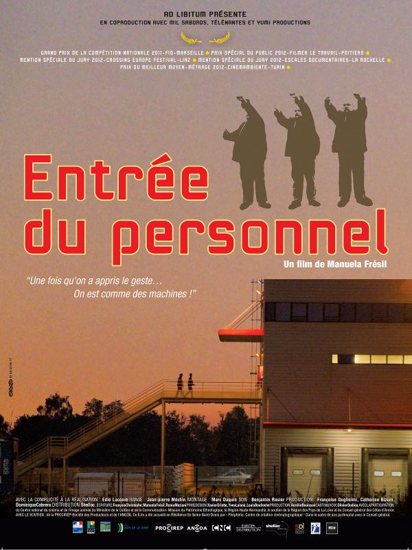 Entrée du personnel | Frésil, Manuela (Réalisateur)