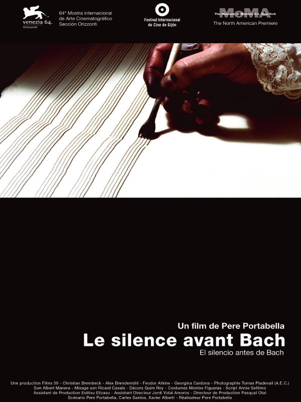 Le Silence avant Bach | Portabella, Pere (Réalisateur)