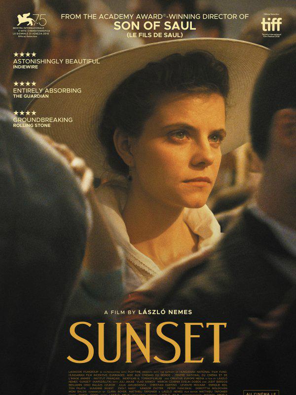 Sunset | Nemes, László (Réalisateur)