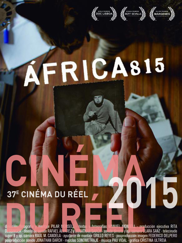África 815 | Monsell, Pilar (Réalisateur)