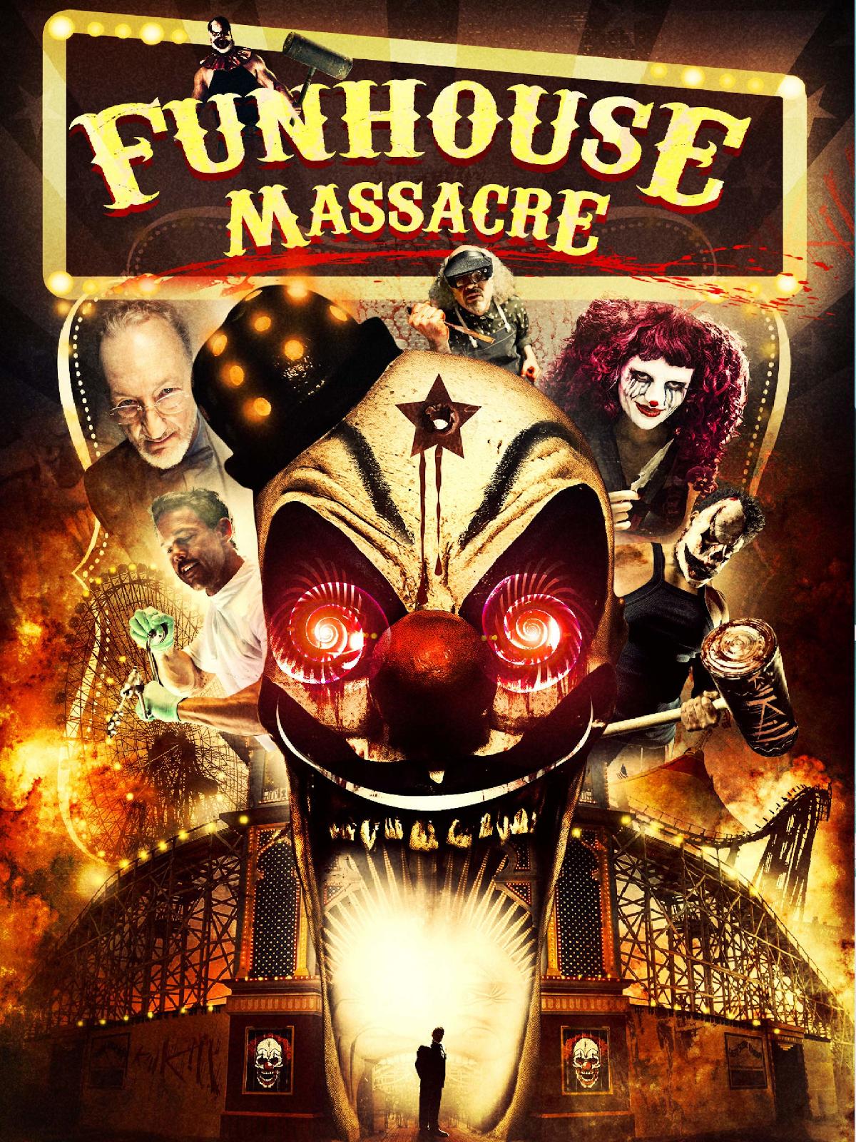 The Funhouse Massacre - Massacre au Palais du rire |