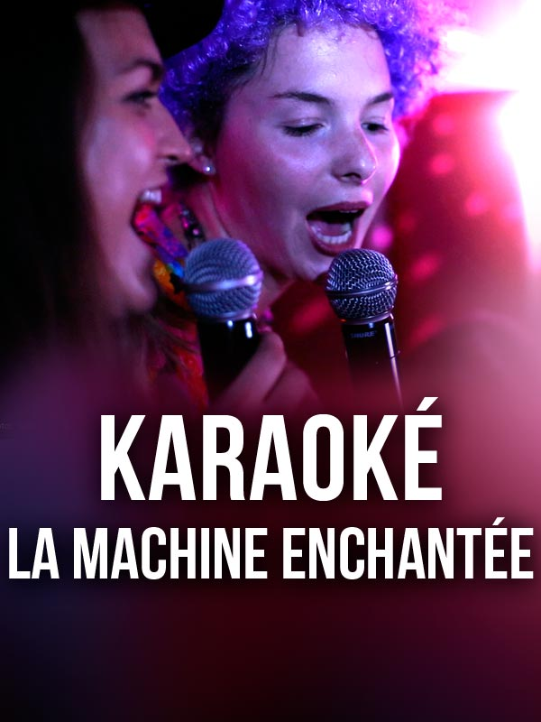 Karaoké, la machine enchantée | Cazals, Thomas (Réalisateur)
