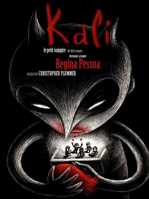 Kali, le petit vampire | Pessoa, Regina (Réalisateur)