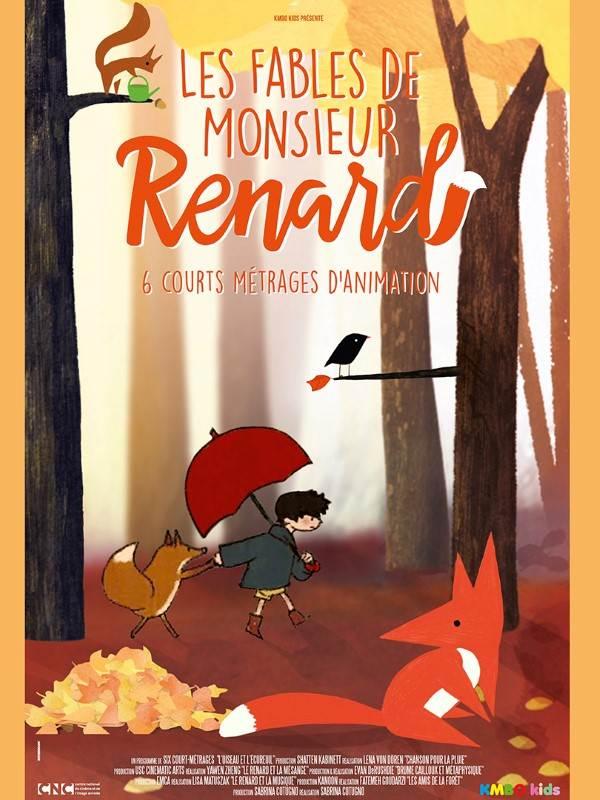 Les Fables de monsieur Renard | von Döhren, Lena (Réalisateur)