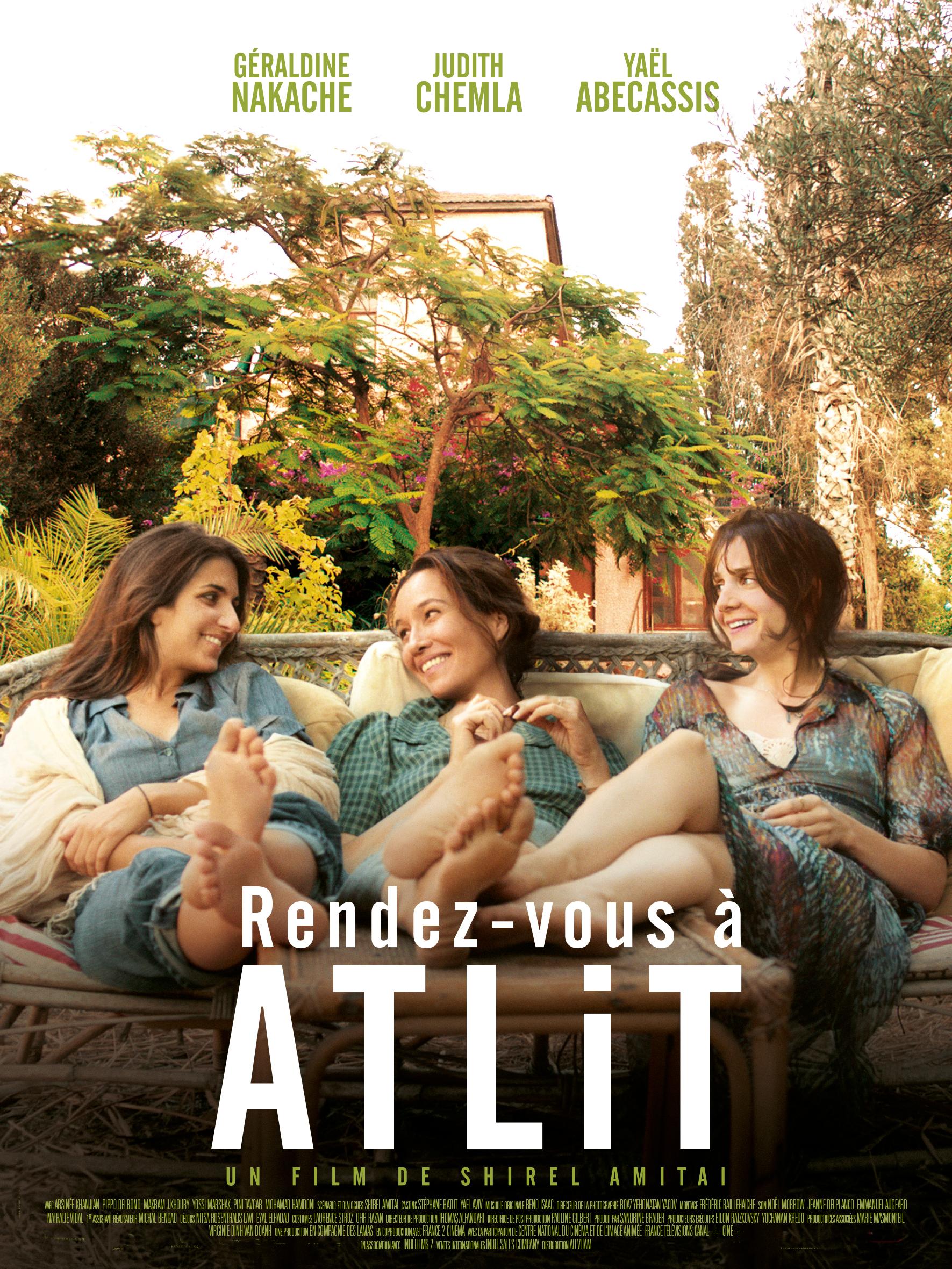 Rendez-vous à Atlit | Amitaï, Shirel (Réalisateur)