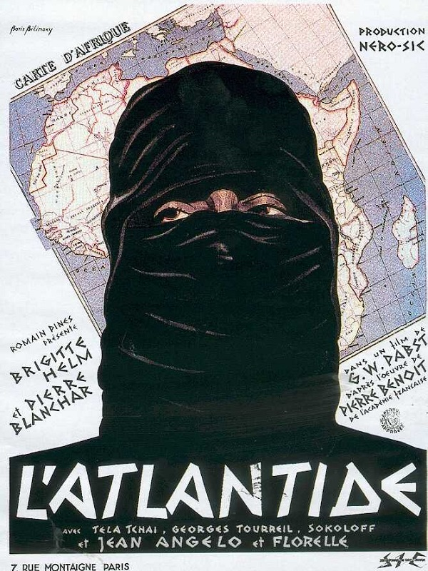 L'Atlantide | Pabst, Georg Wilhelm (Réalisateur)