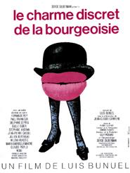 Le Charme discret de la bourgeoisie | Buñuel, Luis (Réalisateur)