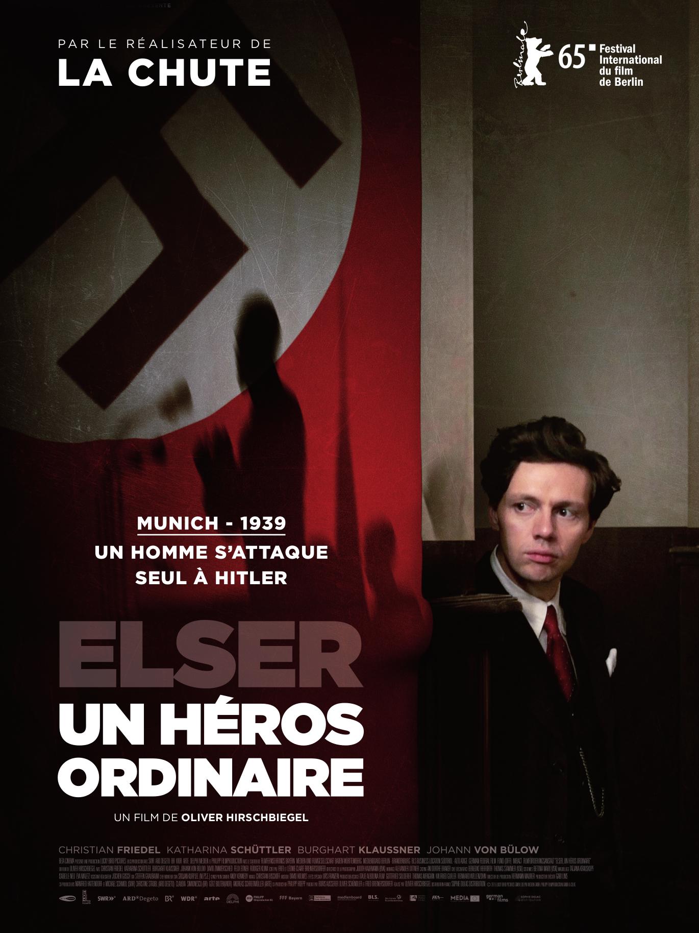 Elser, un héros ordinaire | Hirschbiegel, Oliver (Réalisateur)