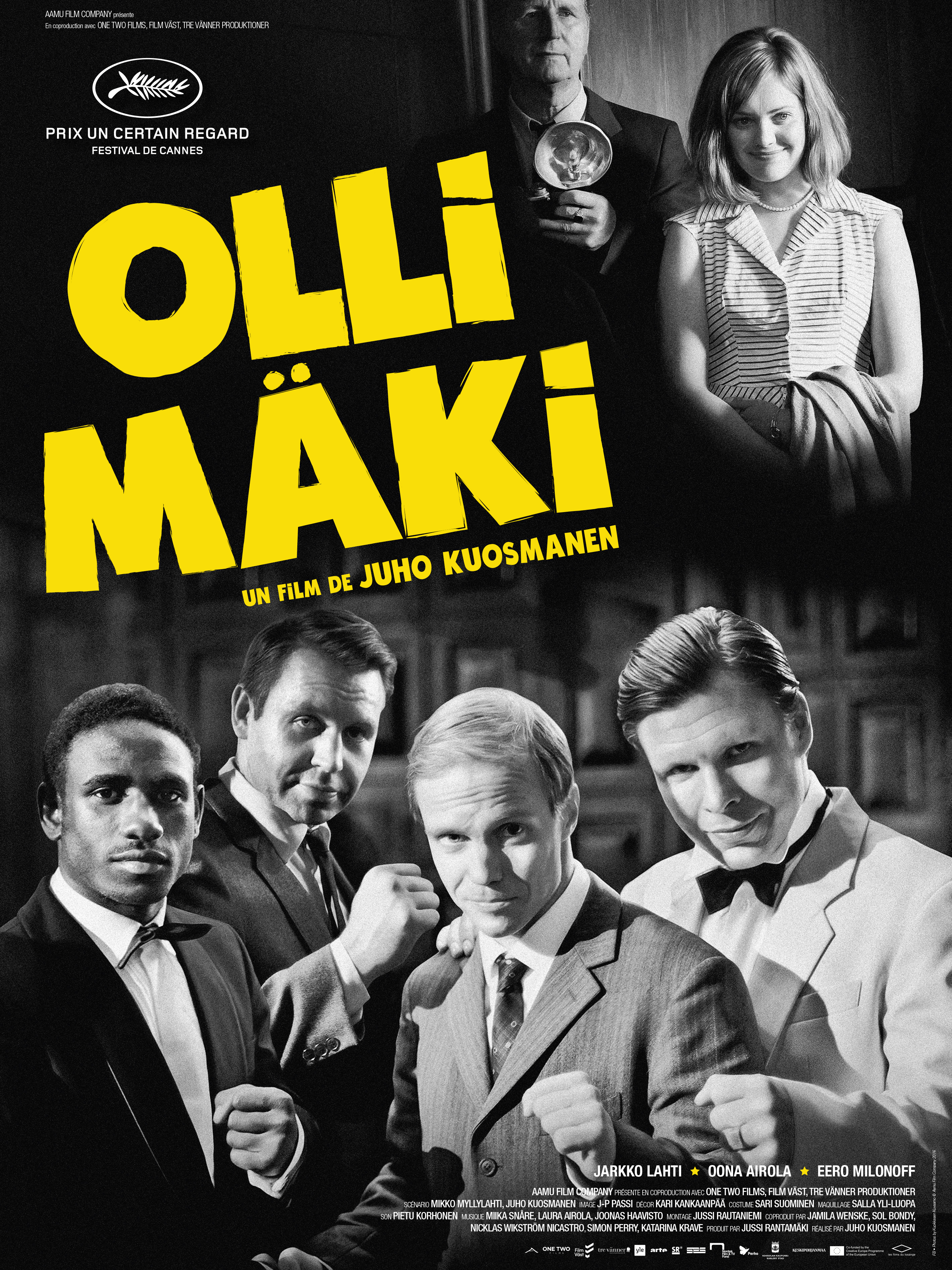 Olli Mäki | Kuosmanen, Juho (Réalisateur)