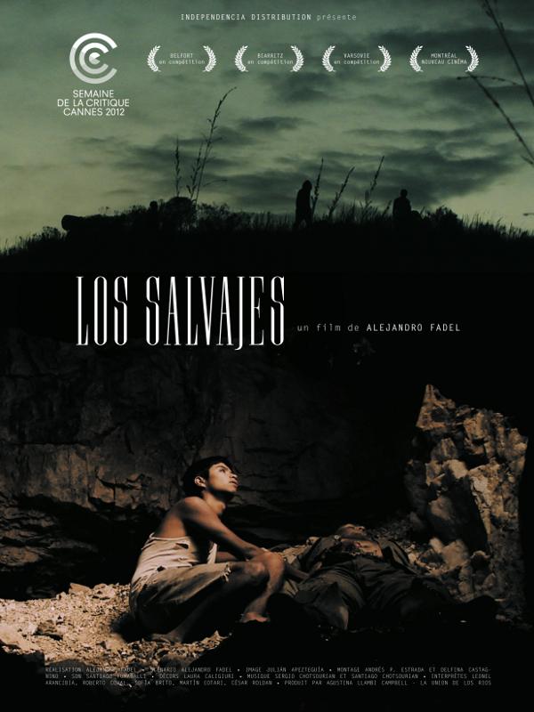 """Afficher """"Los Salvajes"""""""