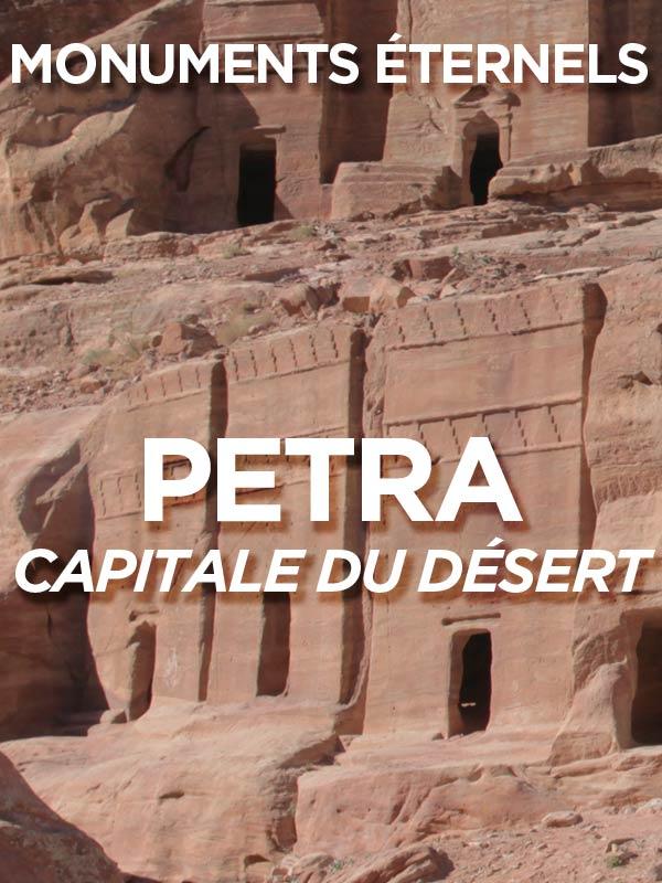 Monuments éternels - Pétra, capitale du désert | Julien Et Gary Glassman, Olivier (Réalisateur)