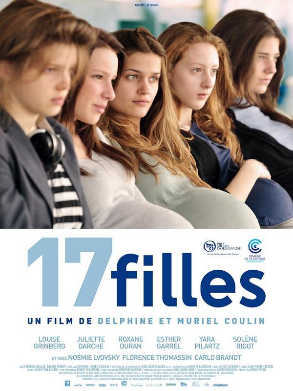 17 filles | Coulin, Muriel (Réalisateur)