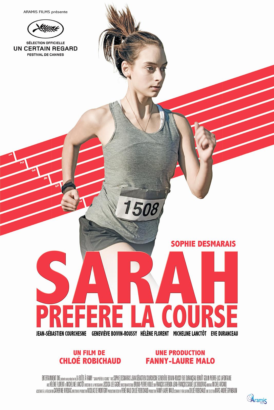 Sarah préfère la course | Robichaud, Chloé (Réalisateur)